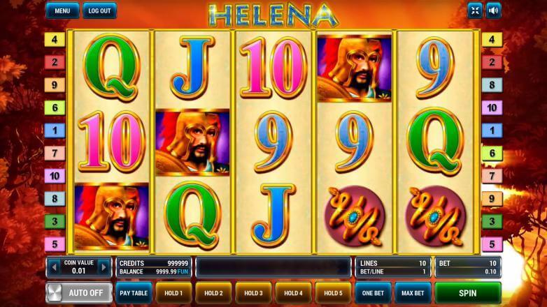 Изображение игрового автомата Helena 2