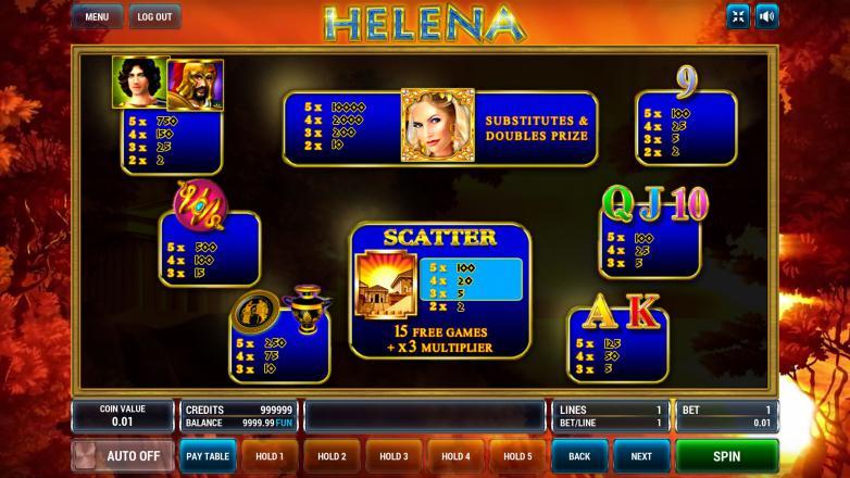 елена играть казино онлайн
