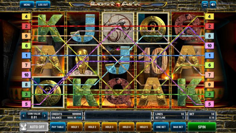 Изображение игрового автомата Lost Ark 1