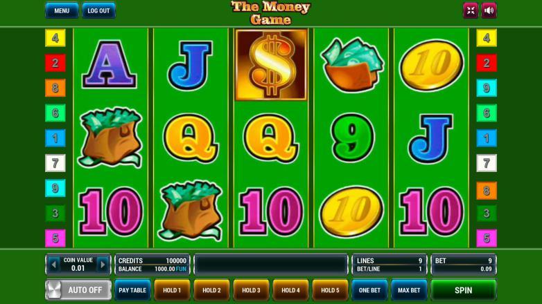 Изображение игрового автомата The Money Game 2