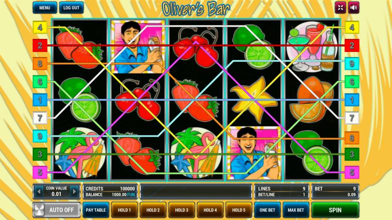 Оливер бар игровой автомат играть бесплатно и без регистрации