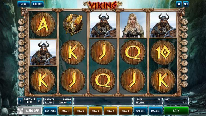 Изображение игрового автомата Viking 2