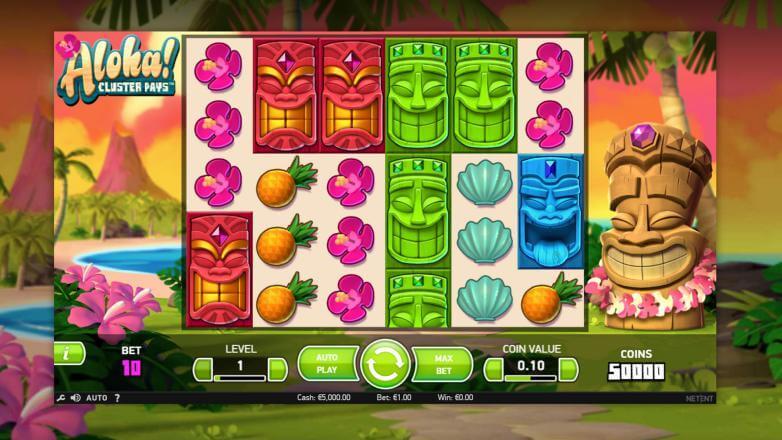 Изображение игрового автомата Aloha 1