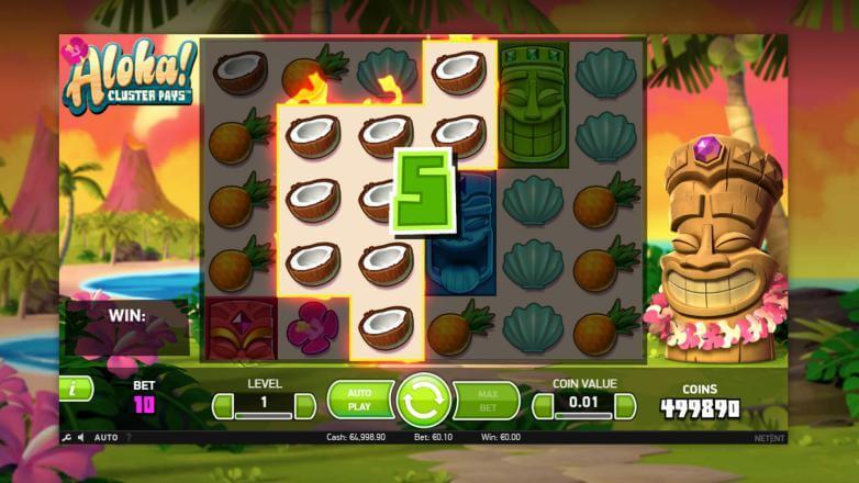 Изображение игрового автомата Aloha 2
