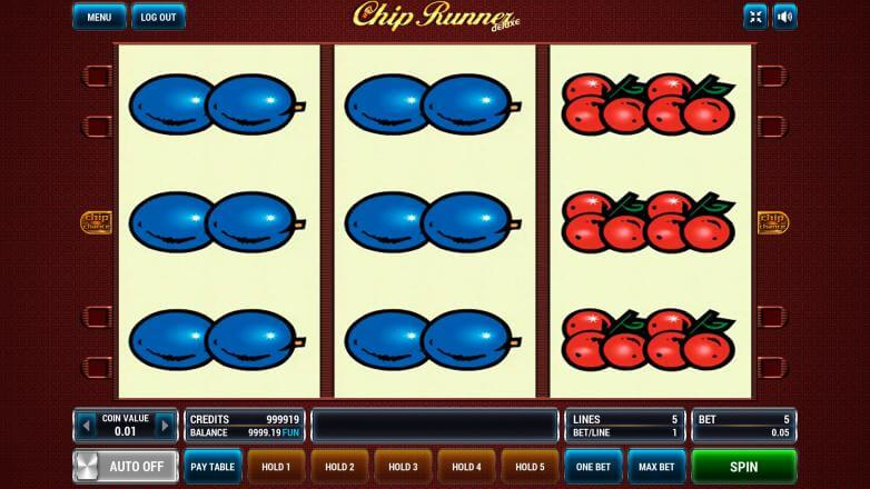 Изображение игрового автомата Chip Runner 2