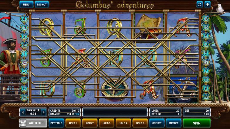 Онлайн Игры Игровые Автоматы Коламбус