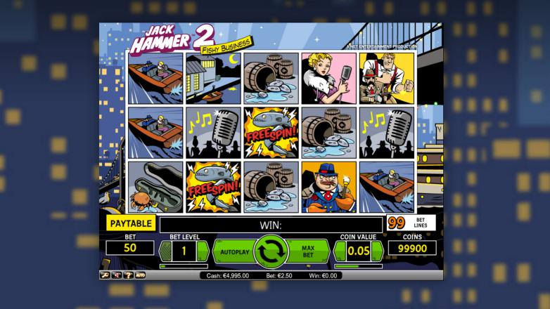 Изображение игрового автомата Jack Hammer 2 2