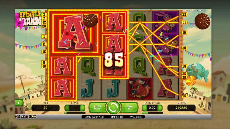 Изображение игрового автомата Spinata Grande 2